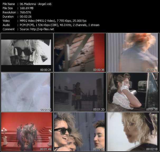 video Angel screen