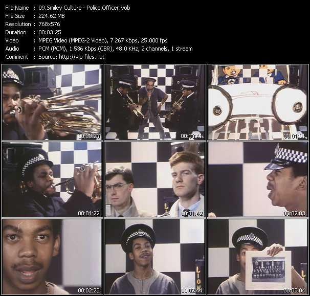 Smiley Culture video screenshot