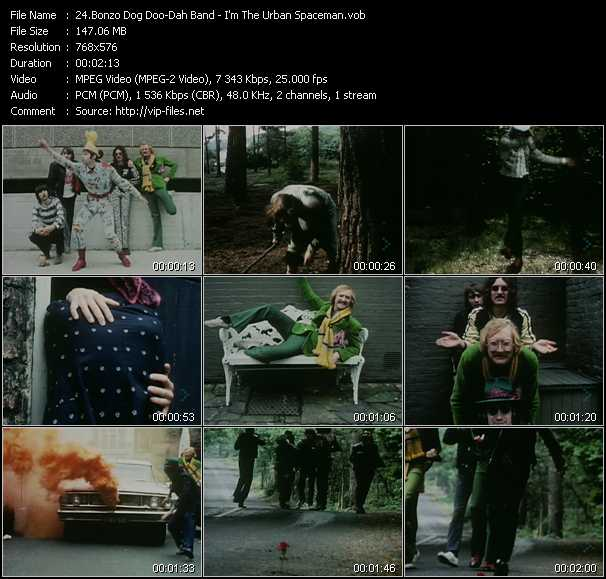 Bonzo Dog Doo-Dah Band video screenshot