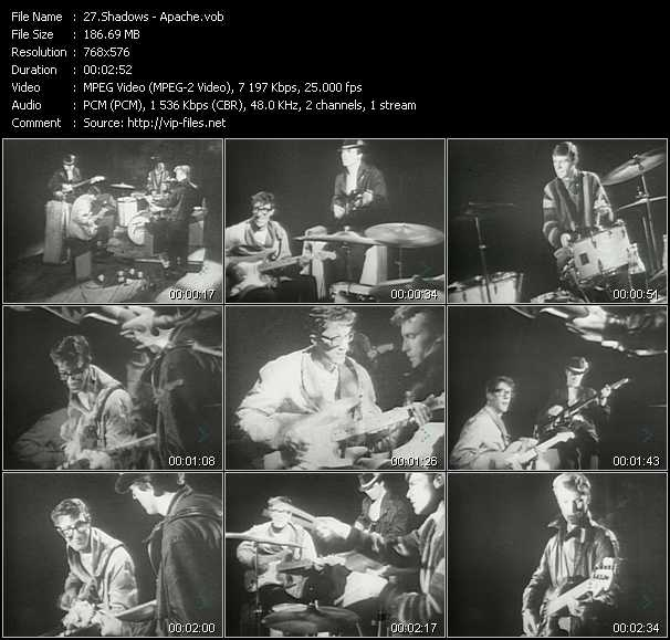 Shadows video screenshot