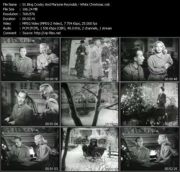 Bing Crosby And Marjorie Reynolds video screenshot