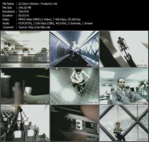 Disco Citizens video screenshot