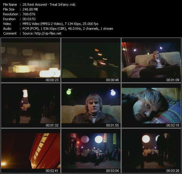 Rest Assured video screenshot