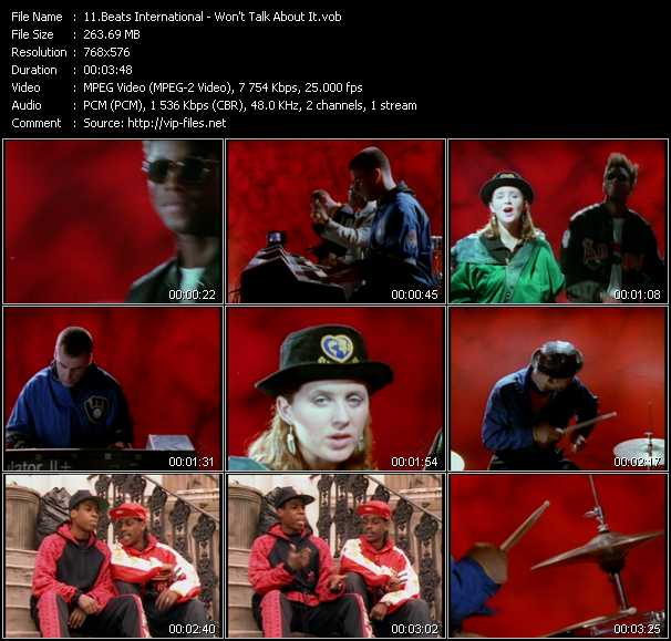 Beats International video screenshot