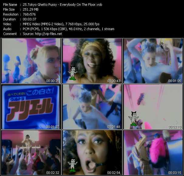 Tokyo Ghetto Pussy video screenshot
