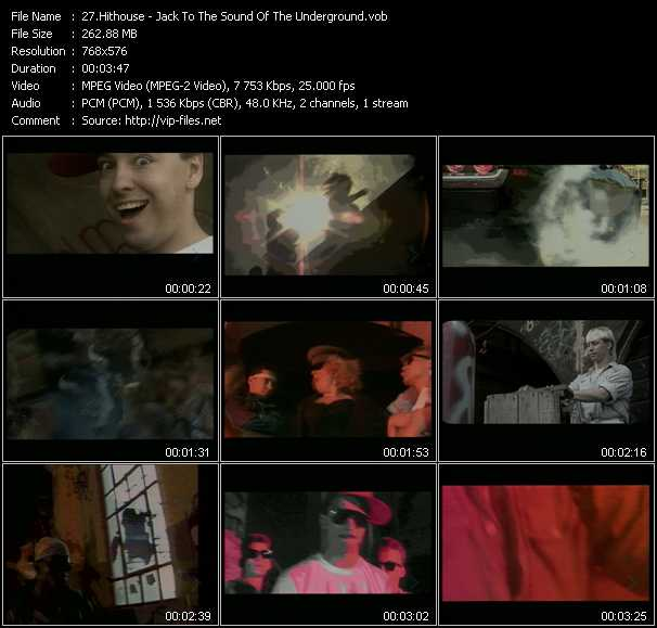 Hithouse video screenshot