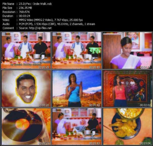 Dj Fex video screenshot