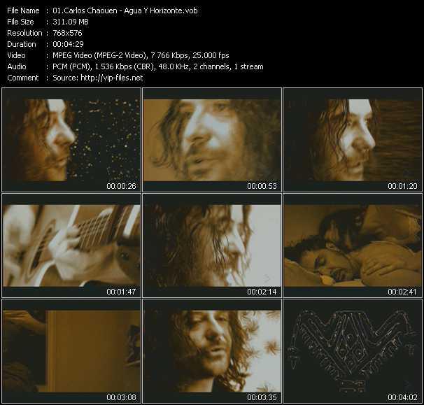 Carlos Chaouen video screenshot