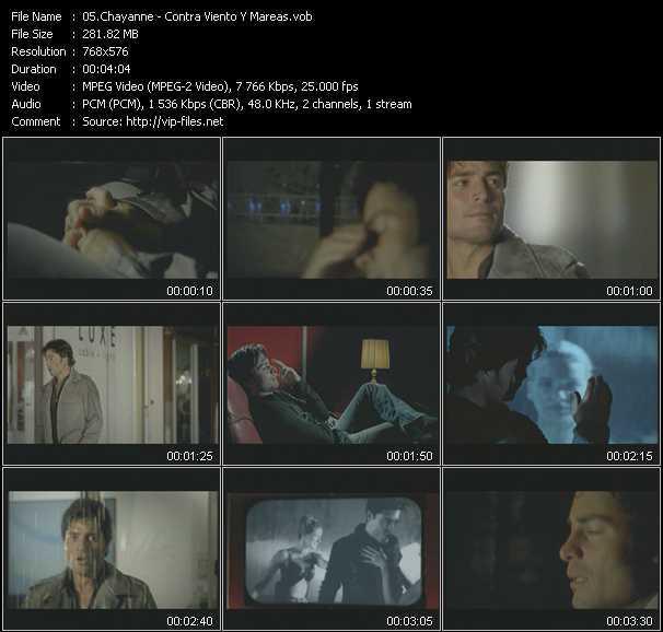 Chayanne video screenshot