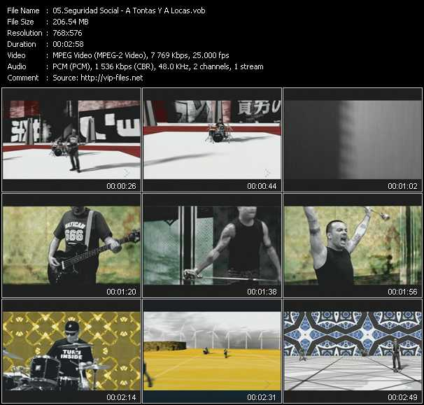 Seguridad Social video screenshot