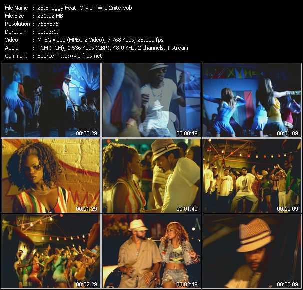 Shaggy Feat. Olivia video screenshot