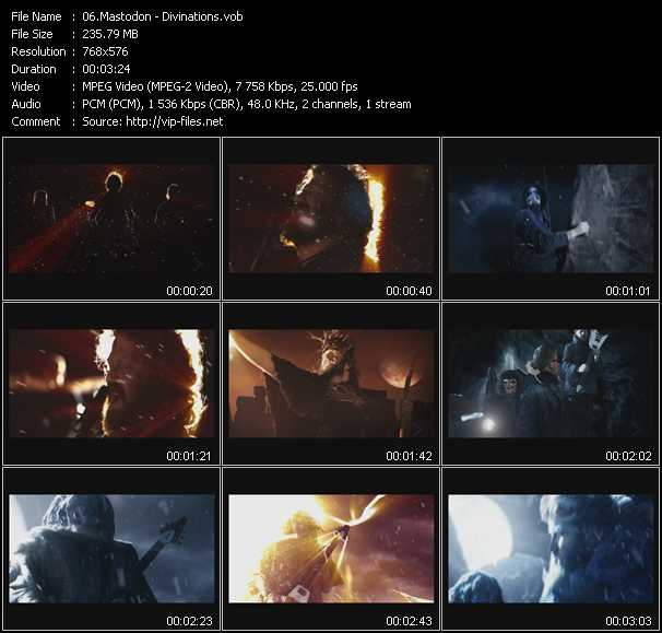 Mastodon video screenshot