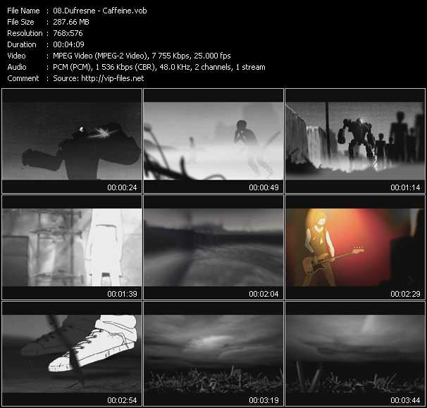 Dufresne video screenshot