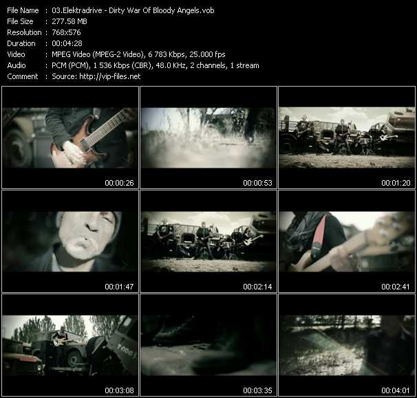 Elektradrive video screenshot