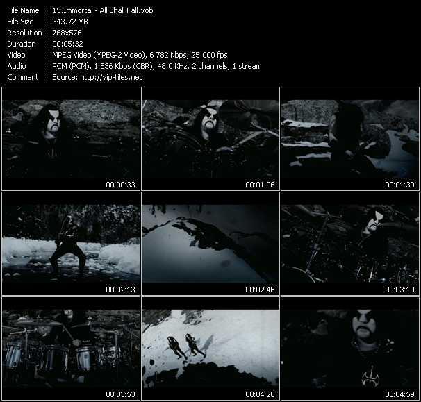 Immortal video screenshot