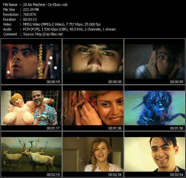 No Machine video screenshot