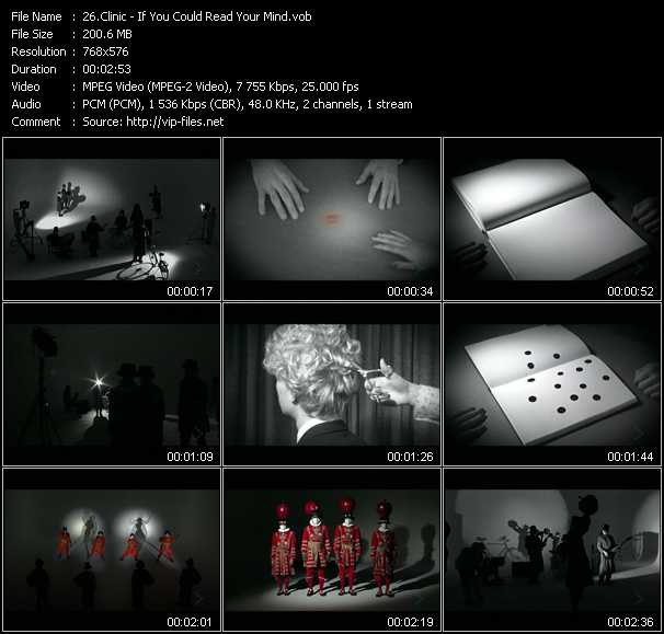 Clinic video screenshot