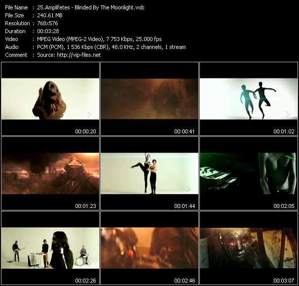 Amplifetes video screenshot