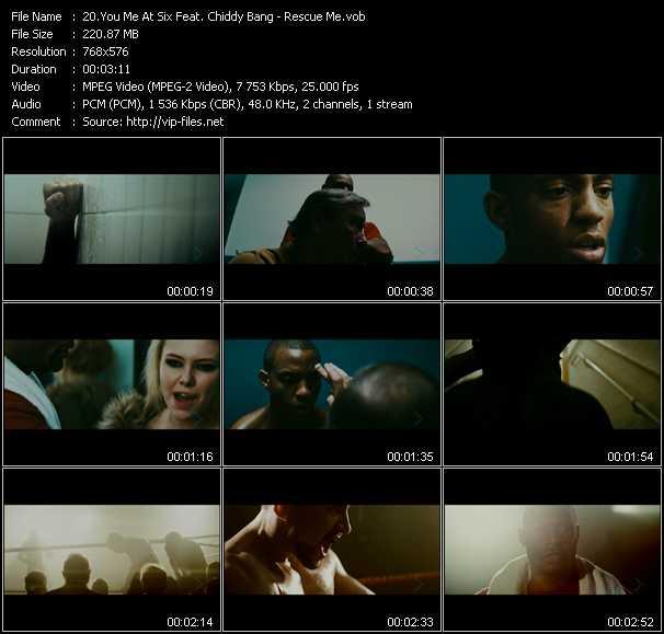 You Me At Six Feat. Chiddy Bang video screenshot