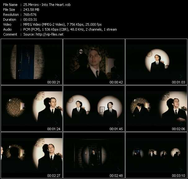 Mirrors video screenshot