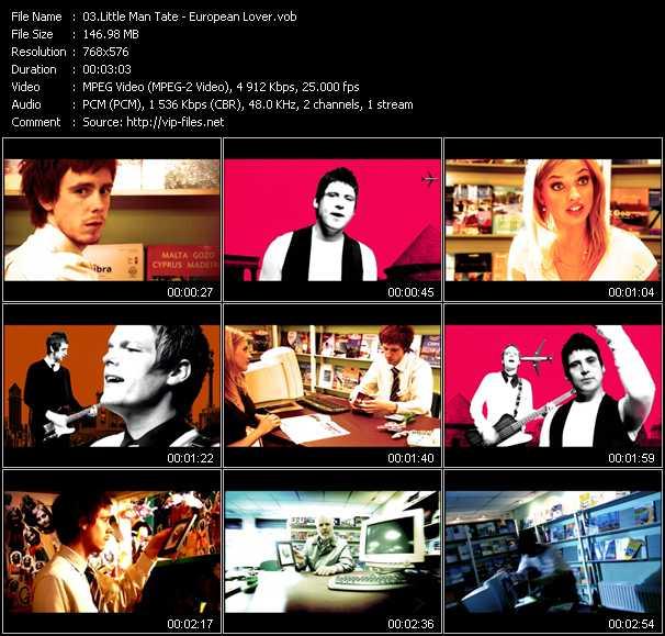 Little Man Tate video screenshot
