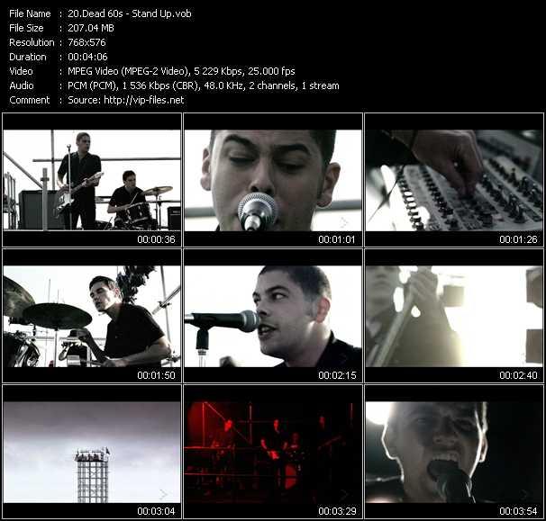 Dead 60s video screenshot