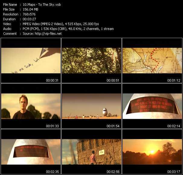 Maps video screenshot
