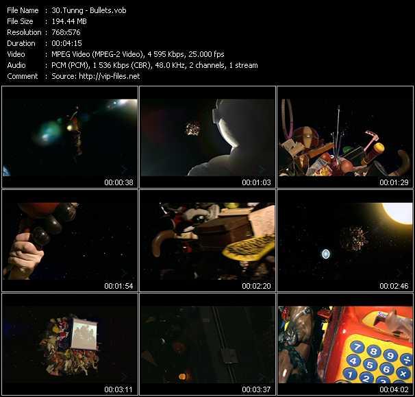 Tunng video screenshot