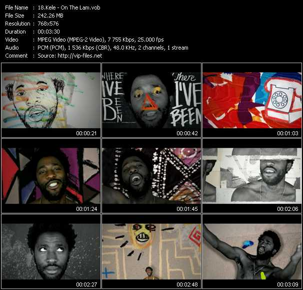 Kele video screenshot