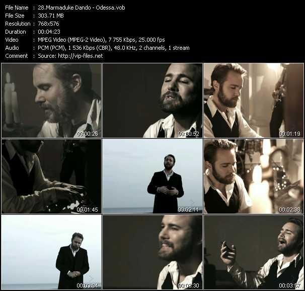 Marmaduke Dando video screenshot