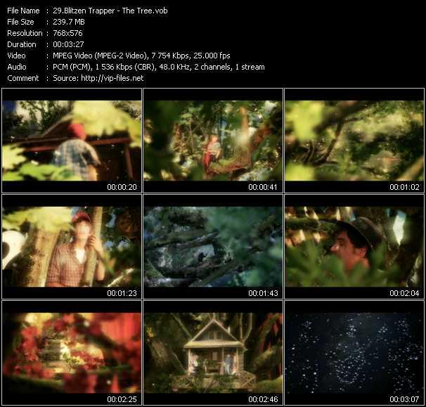 Blitzen Trapper video screenshot
