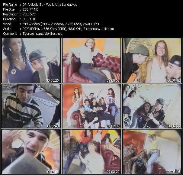 Art. 31 video screenshot