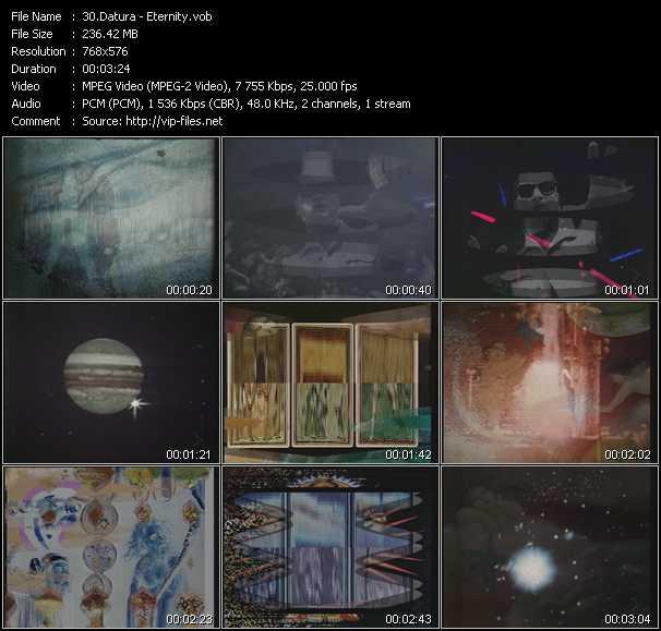 Datura video screenshot