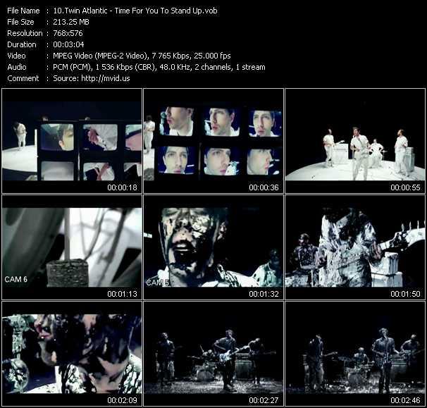 Twin Atlantic video screenshot