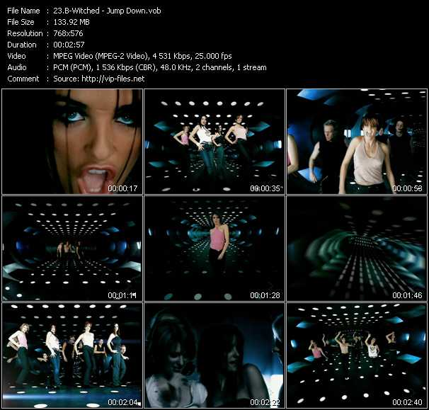 B-Witched video screenshot