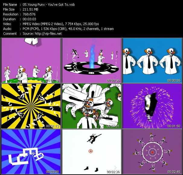 Young Punx video screenshot