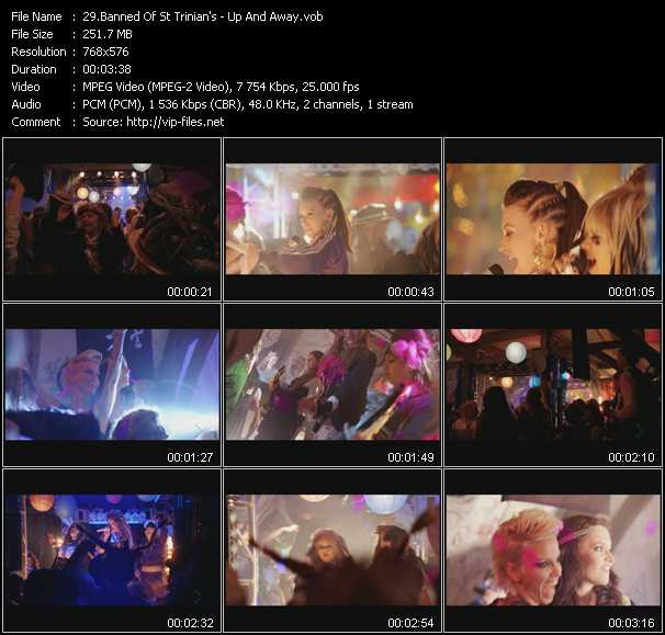 Banned Of St Trinian's video screenshot