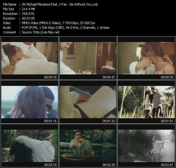 Michael Mendoza Feat. I-Fan video screenshot
