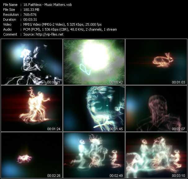 Faithless Feat. Cassandra Fox video screenshot