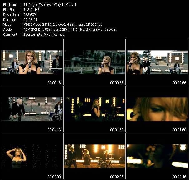 Rogue Traders video screenshot