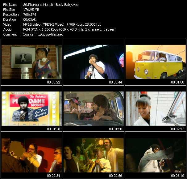 Pharoahe Monch video screenshot