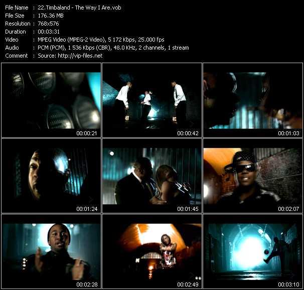 Timbaland Feat. Keri Hilson, D.O.E. And Sebastian video screenshot