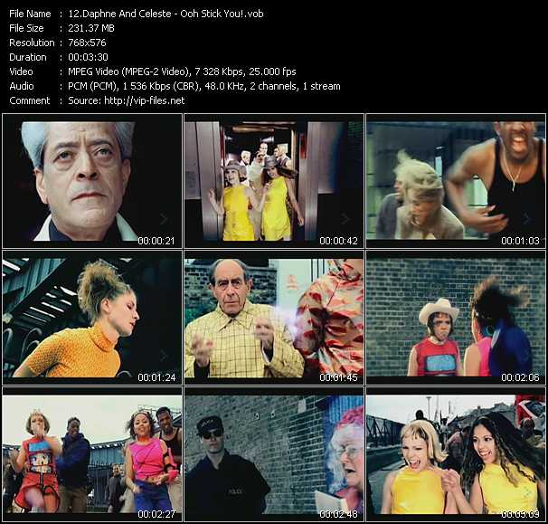 Daphne And Celeste video screenshot
