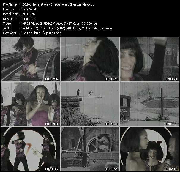 Nu Generation video screenshot