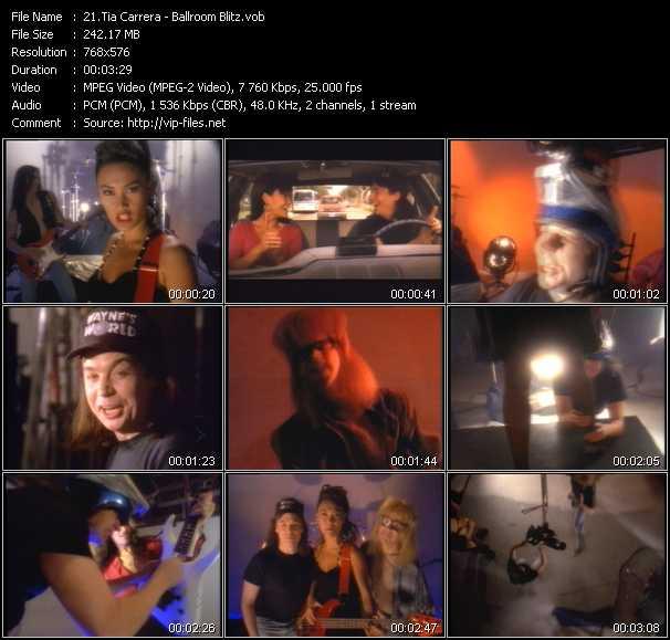 Tia Carrere video screenshot