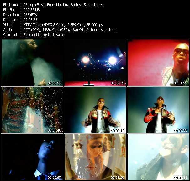 Lupe Fiasco Feat. Matthew Santos video screenshot