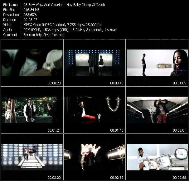 Bow Wow And Omarion video screenshot