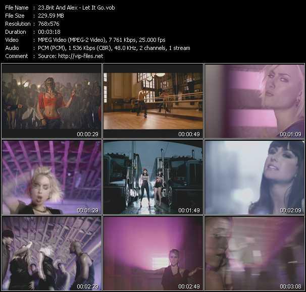 Brit And Alex video screenshot
