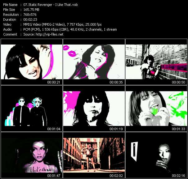 Static Revenger video screenshot
