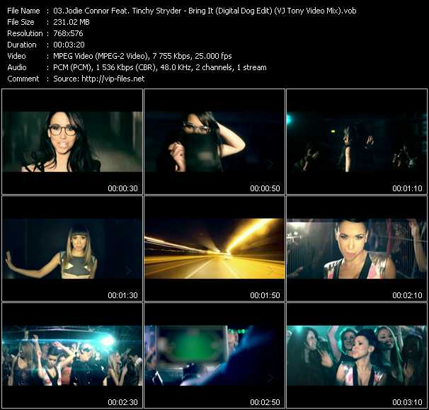Jodie Connor Feat. Tinchy Stryder video screenshot